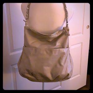 Trouve' Leather Handbag